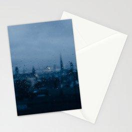 Rainy Rouen Stationery Cards
