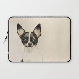 Chihuahua - the tiny dog Laptop Sleeve