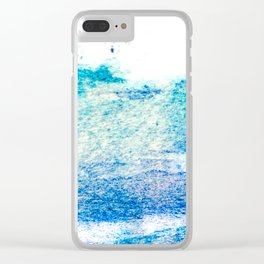 Monsterous Clear iPhone Case