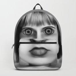 Restless look Backpack