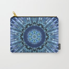 Brilliant invention to cool dear Earth - Abstract illustration Carry-All Pouch