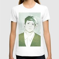 tegan and sara T-shirts featuring Tegan by GirlApe