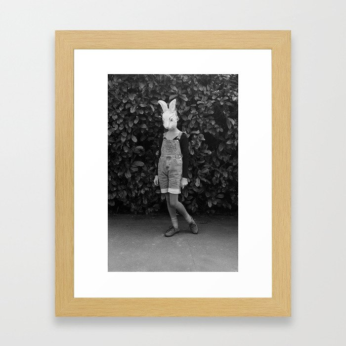 Sweetheart Framed Art Print