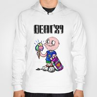 1989 Hoodies featuring 1989 by Beat