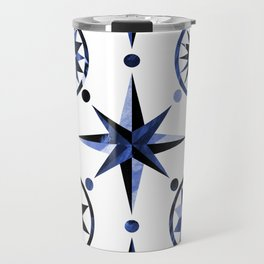 Nautica Blue Travel Mug
