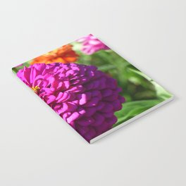 Summer Bloom Notebook