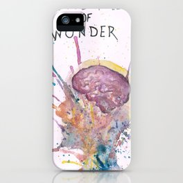 You Are Full of Wonder iPhone Case