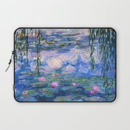 Water Lilies Monet Laptop Sleeve