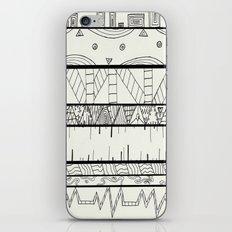 Pentastic Pattern iPhone & iPod Skin