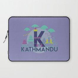 Kathmandu, Nepal Laptop Sleeve