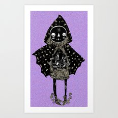 The Apprentice Art Print