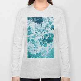 Ocean Splash IV Long Sleeve T-shirt