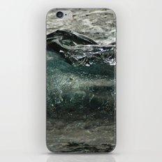 wave forming iPhone & iPod Skin