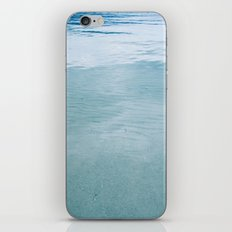 blue 103 iPhone & iPod Skin