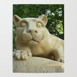 Nittany Lion Shrine Large Print Poster