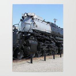 Union Pacific Big Boy Poster