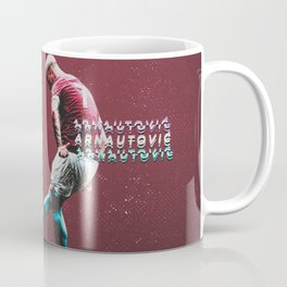 Marko Arnautovic West Ham Coffee Mug