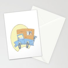 Go Exploring Stationery Cards