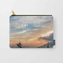 Great Smoky Mountains Sunset Landscape Carry-All Pouch