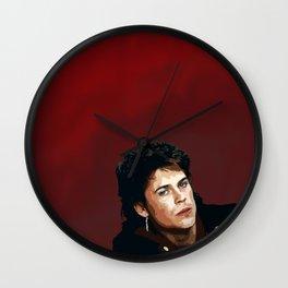Rob Lowe Wall Clock