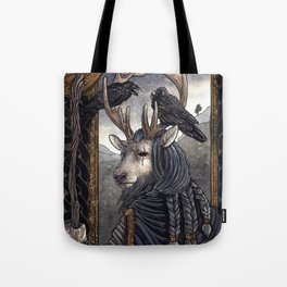 One-Eyed Tote Bag