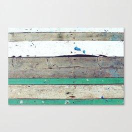 Battens-wood Canvas Print