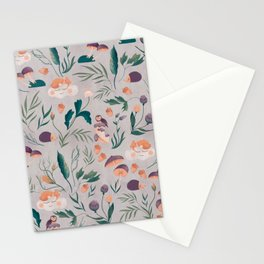 Whimsical forest Stationery Cards
