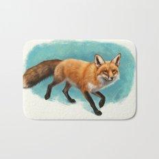 Fox walk Bath Mat