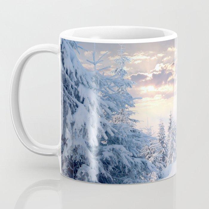 Snow Paradise Coffee Mug