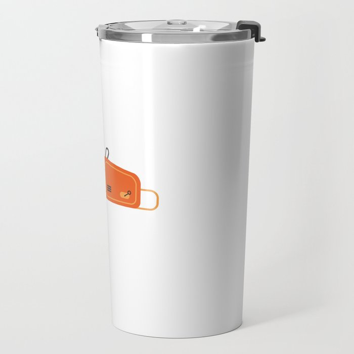 chainsaw Travel Mug