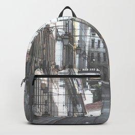Lisbon Street Tram Backpack