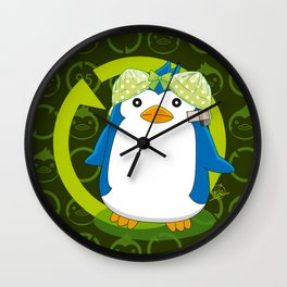 N° 2 Sexy Spy - Mawaru Penguindrum Wall Clock