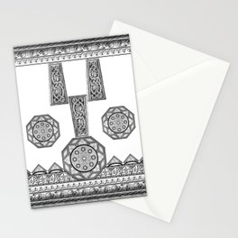 Grecian Holiday Revisited! Stationery Cards