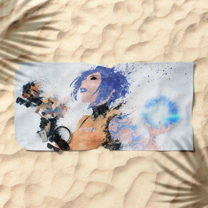 Maya Beach Towel