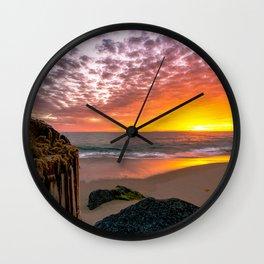 The Wedge Newport Beach, CA 2016 Wall Clock