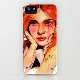 Motley iPhone Case