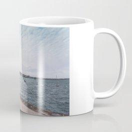 Boats docked Coffee Mug
