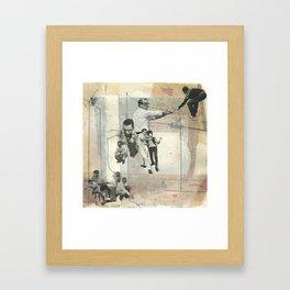 1477 Framed Art Print