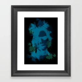 Cosmetic Fix Framed Art Print