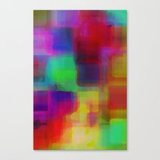 Bright#1 Canvas Print