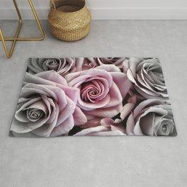 Pink Rose : Pop of Color Rug