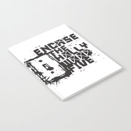 Hollywood Five Notebook