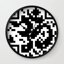 Code Om Wall Clock