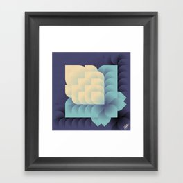 Floral Dream 2 Framed Art Print