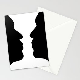Don't Believe Your Eyes Stationery Cards