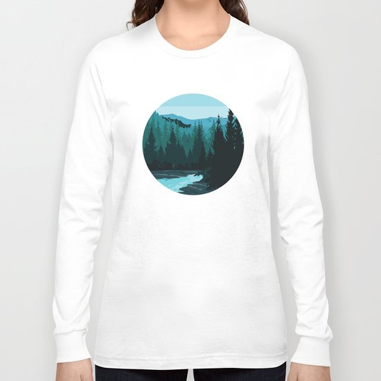 My Nature Collection No. 36 Long Sleeve T-shirt