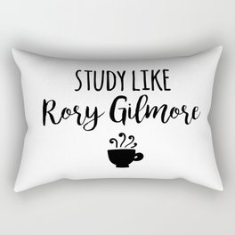 Gilmore Girls - Study like Rory Gilmore Rectangular Pillow