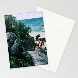 Playa Paraiso II Stationery Cards