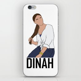Dinah Jane iPhone Skin