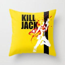 KILL JACK - SIREN Throw Pillow